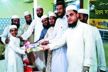 Bangladeshi Boy Memorizes Quran in 86 Days