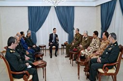 Syria Ties with Iran, Iraq in Fight on Terrorism Strong: Assad
